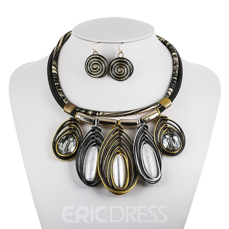 Ericdress Nigeria Style Fashion Jewelry Set