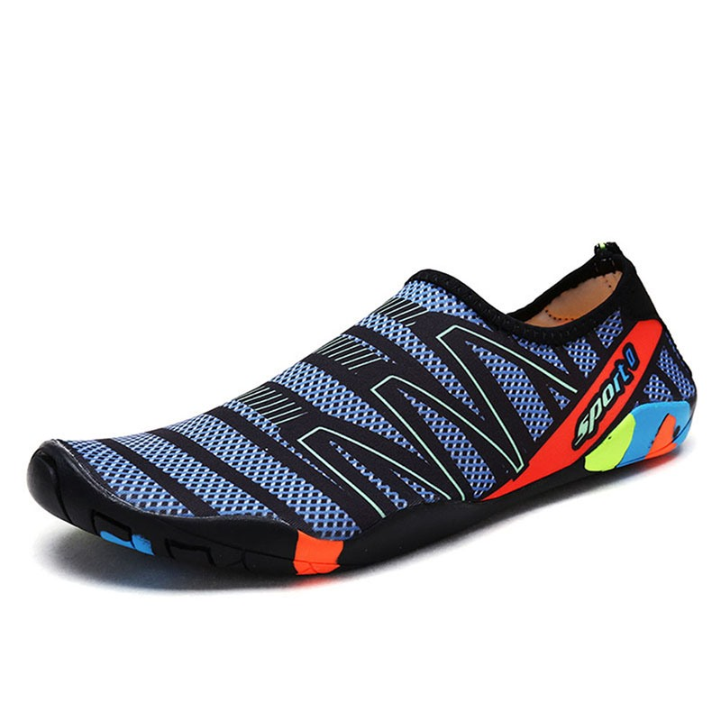 Ericdress Slip-On Color Block Round Toe Men's Water Shoes