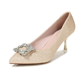 5bc07efb043 Bridal Shoes Online, Cheap Wedding Shoes for Bride - Ericdress.com
