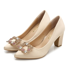 f5124ebd26 Cheap Wedding Bridal Shoes, Silver Wedding Shoes Online - Ericdress.com