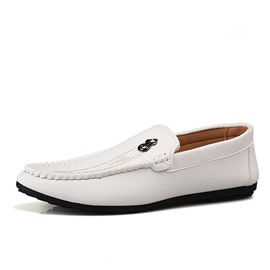 Ericdress Plain Slip-On Low-Cut Upper Men's Soft Casual Shoes