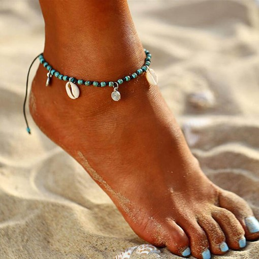 Ericdress E-Plating Sweet Conch Anklet