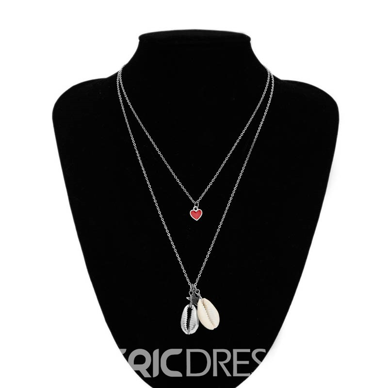 Ericdress Conch E-Plating Female Necklace
