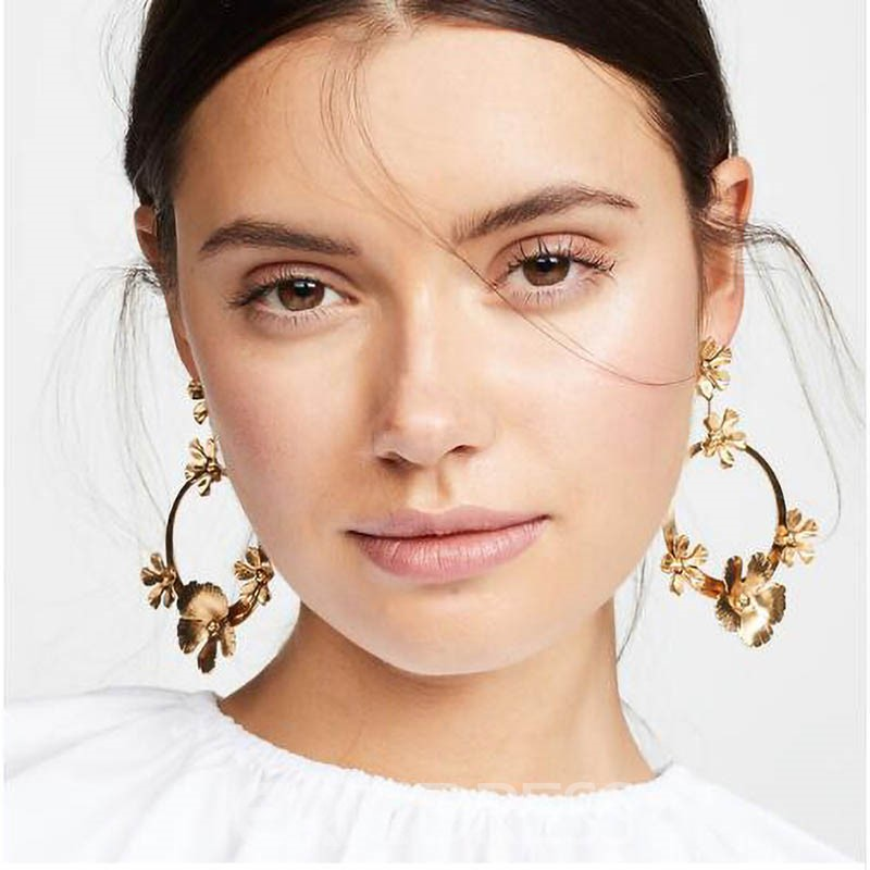 Ericdress E-Plating 2019 New Style Earrings