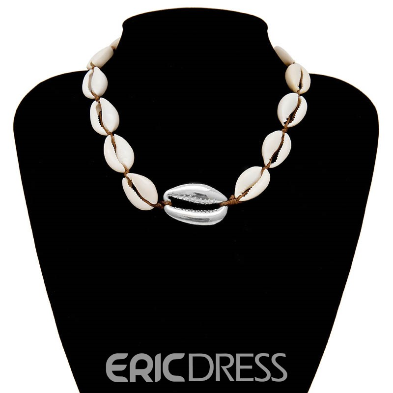 Ericdress Ethnic Conch Female Necklaces