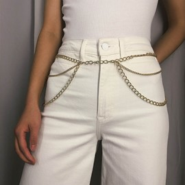 Ericdress Female European Waist Chains