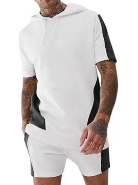 Ericdress Pocket Sports Pants Mens Outfit