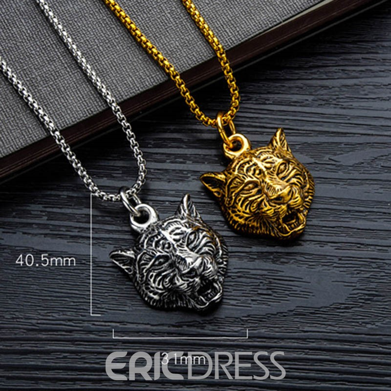 Ericdress European E-Plating Male Necklace