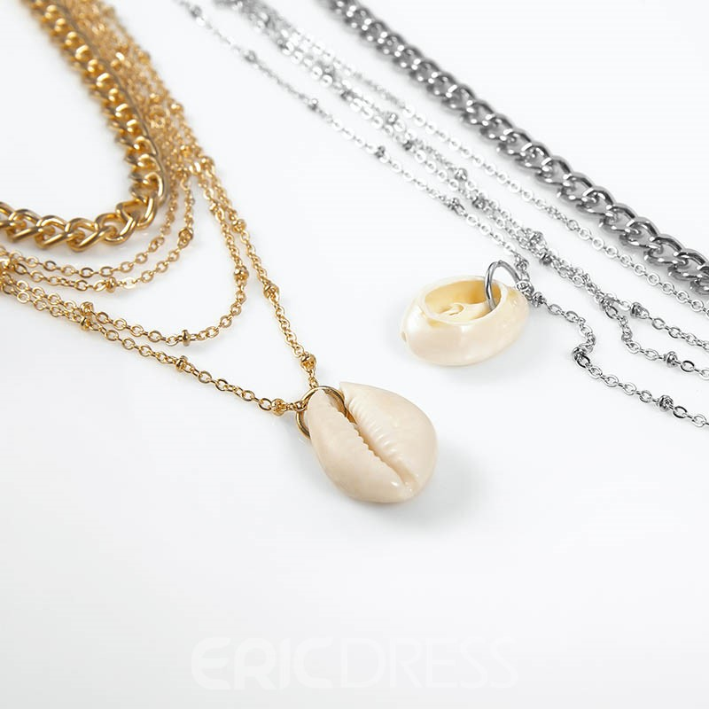 Ericdress Beads 2019 Fashion Necklaces