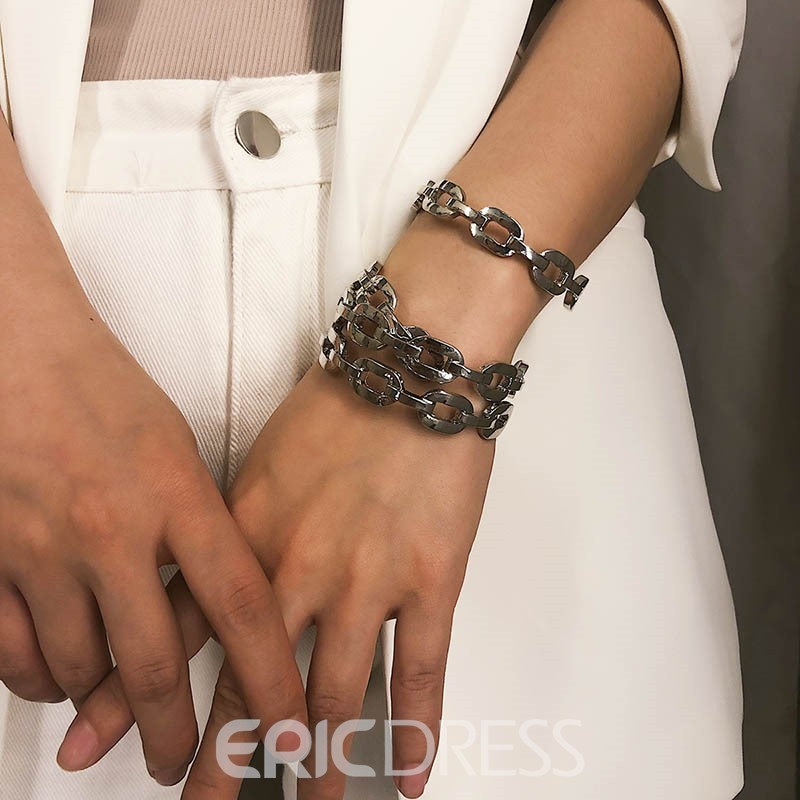 Ericdress Chain Female Bracelet