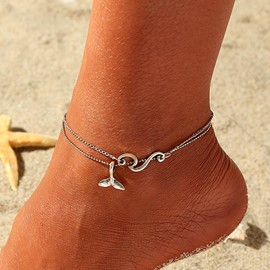Ericdress Alloy E-Plating Anklet
