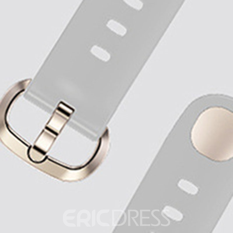 Ericdress Alarm Hardlex Watch