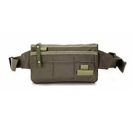 Ericdress Nylon Thread Waist Bag For Men