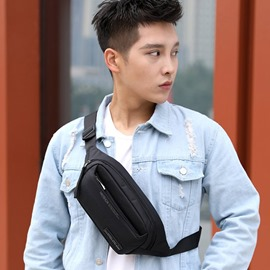 Ericdress Nylon Men Thread Waist Bag