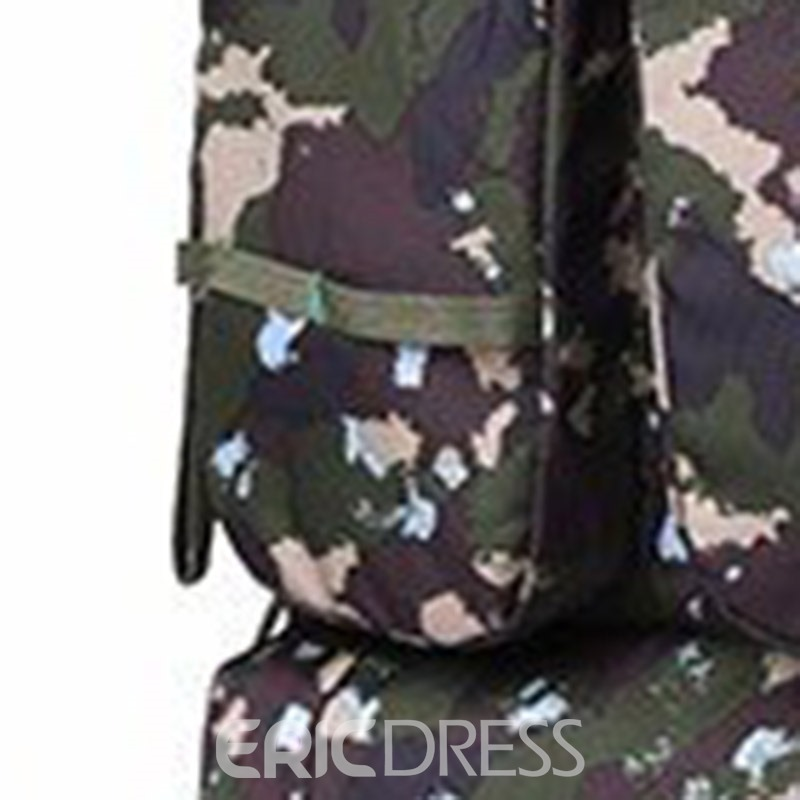 Ericdress Camouflage Print Nylon Backpack For Men