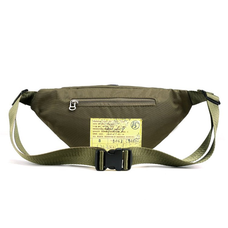 Ericdress Nylon Fashion Man Thread Waist Bag