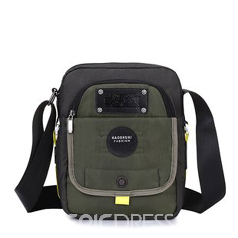 Ericdress Nylon Men Crossbody Bag