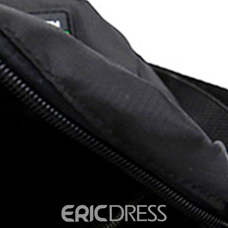 Ericdress Print Nylon Letter Rectangle Men's Bag
