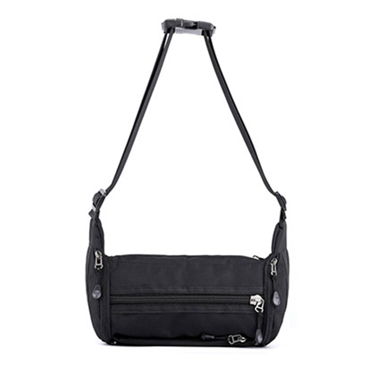 Ericdress Thread Nylon Men Waist Bag