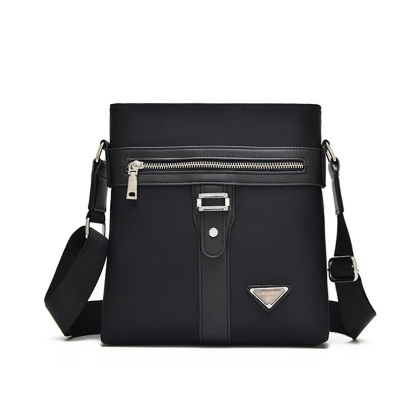 Ericdress PU Thread Plain Rectangle Shoulder Bag