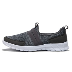 Ericdress Mesh Color Block Slip-On Round Toe Mens Casual Sneakers