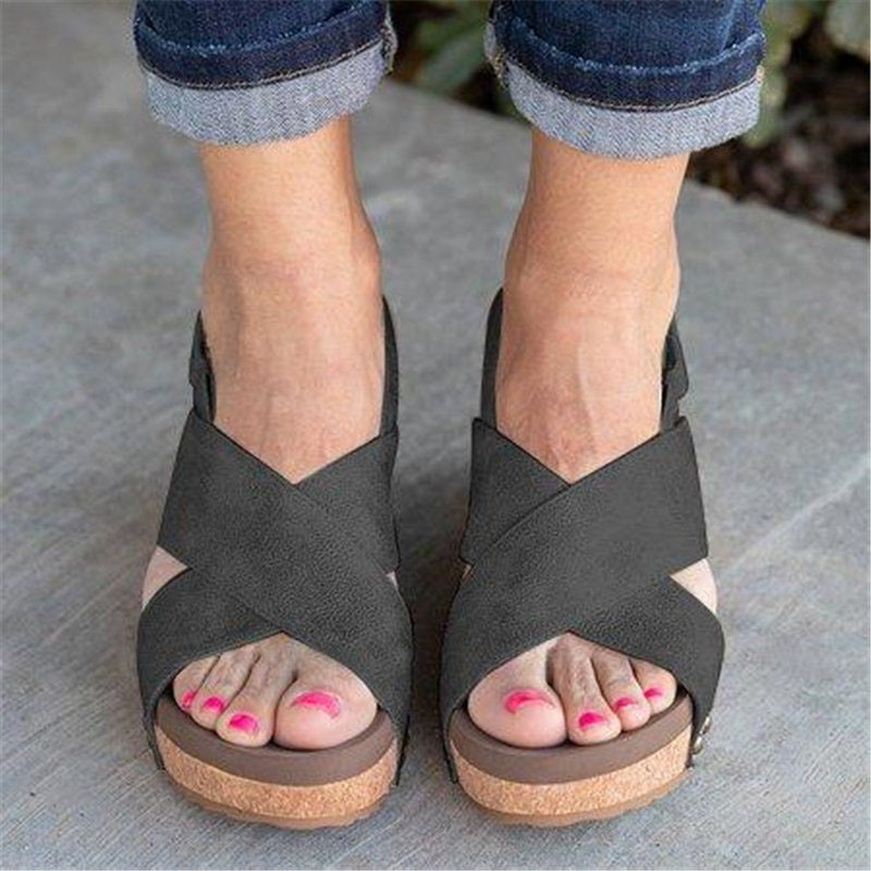 Ericdress_PU_Buckle_Wedge_Heel_Open_Toe_Womens_Sandals