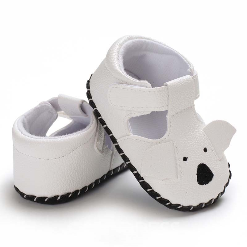 Ericdress PU Velcro Cartoon Toddler Shoes