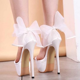 Ericdress Stiletto Heel Platform Buckle Open Toe Women's Sandals
