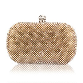 bolso de embrague embrague cáscara ericdress
