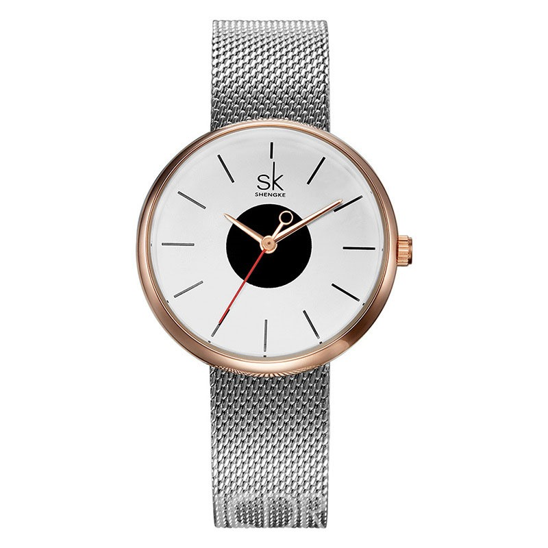 Ericdress Round Water Resistant Watch For Women