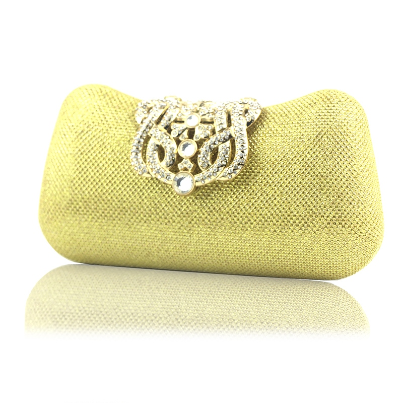 Ericdress Rhinestone Banquet Clutches & Evening Bag