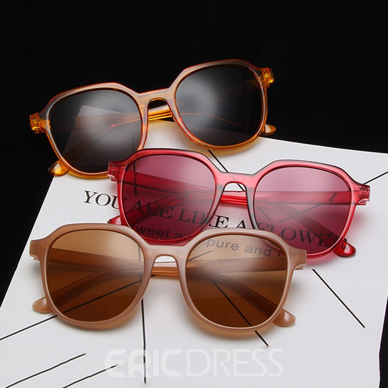 Ericdress Fashion Wrap Vintage Sunglasses