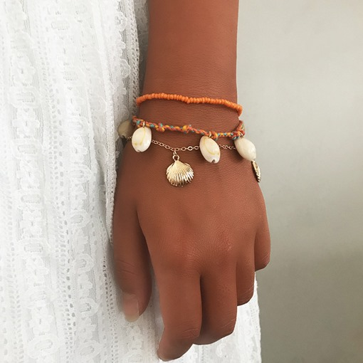 Ericdress Conch Sweet Female Bracelet