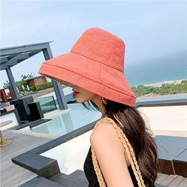 Ericdress Cotton Winter Plain Hat