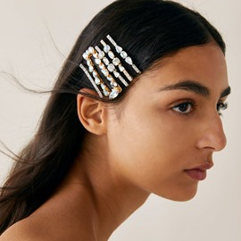Ericdress Diamante Barrette Hair Accessories