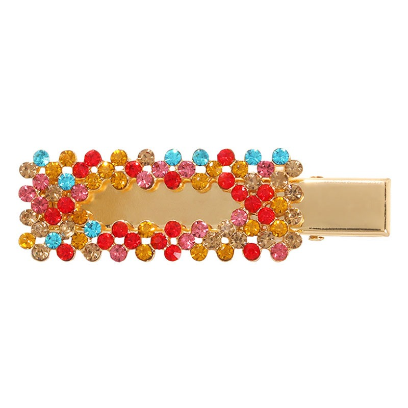 Ericdress Barrette Gems Hairpin Accessories