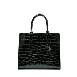 Ericdress Alligator Embossing Fashion Handbag