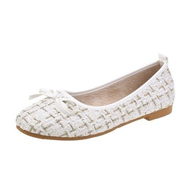 ericdress slip-on block talon bout rond douce chaussures minces