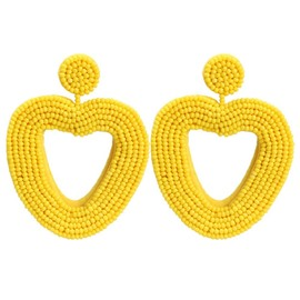 Ericdress Bohemian Stayle Heart Earrings