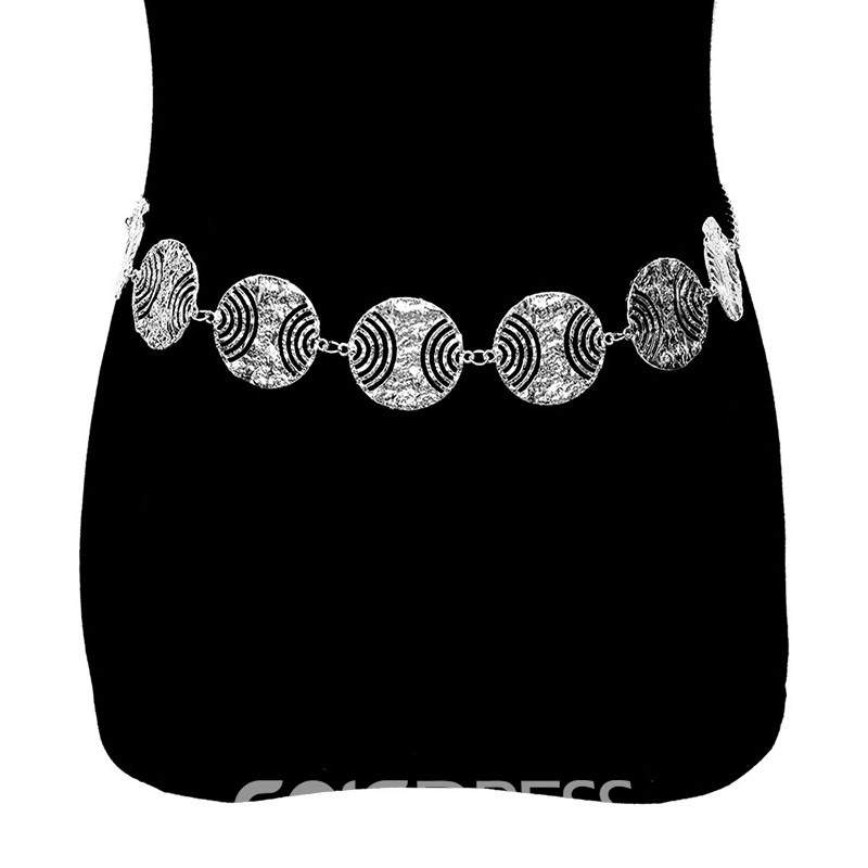 Ericdress Hollow Out Vintage Waist Chain