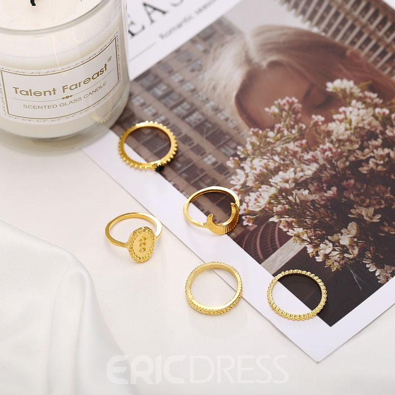 Ericdress Luxurious Vintage Ring