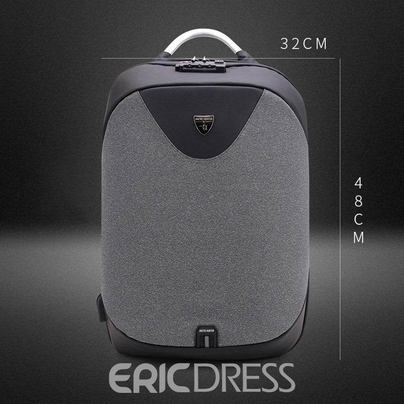 Ericdress Oxford Large Backpack
