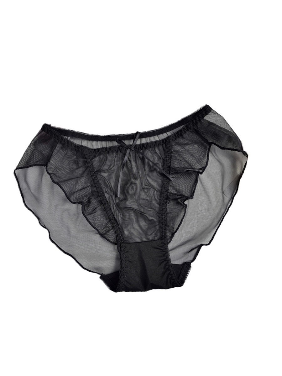 Ericdress Bowknot Sweet Women's Sexy Panty