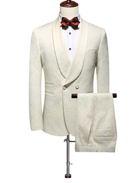 Ericdress Button Fashion Men's Dress Suit