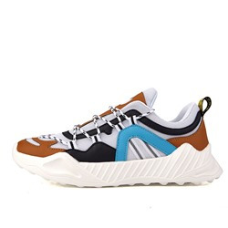 Ericdress Color Block Round Toe Mens Outdoor Sneakers фото