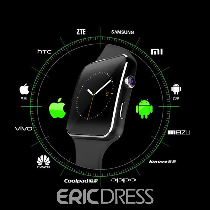 Ericdress Black Smart Phone