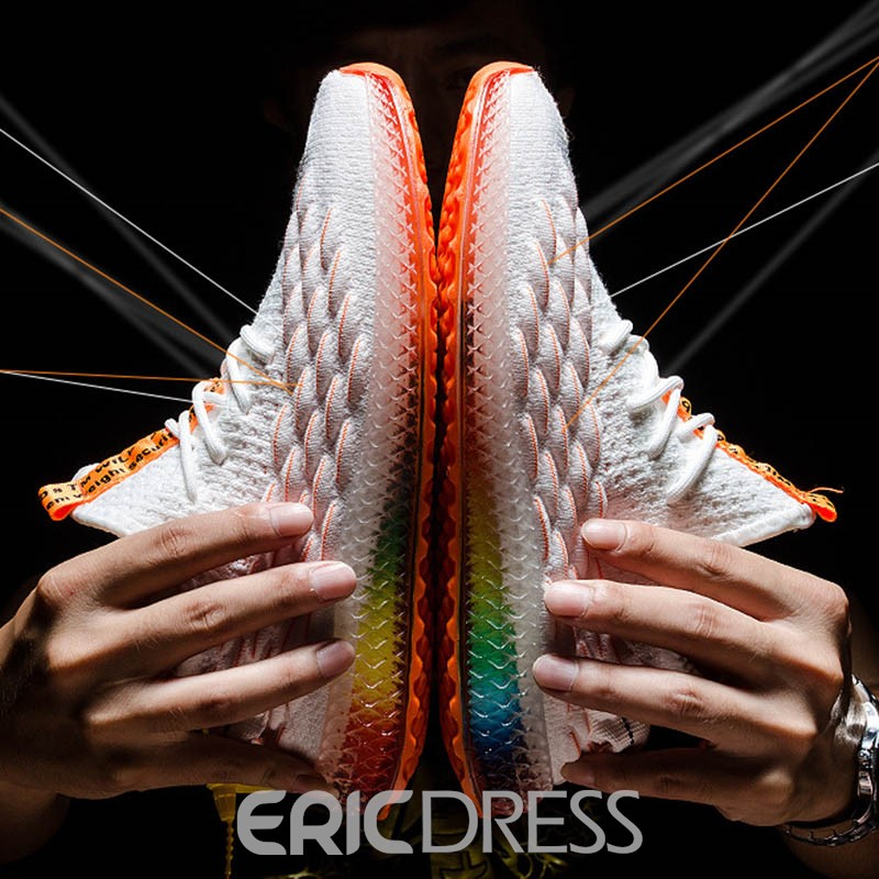 Ericdress Mesh Color Block Men's Casual Sports Shoes
