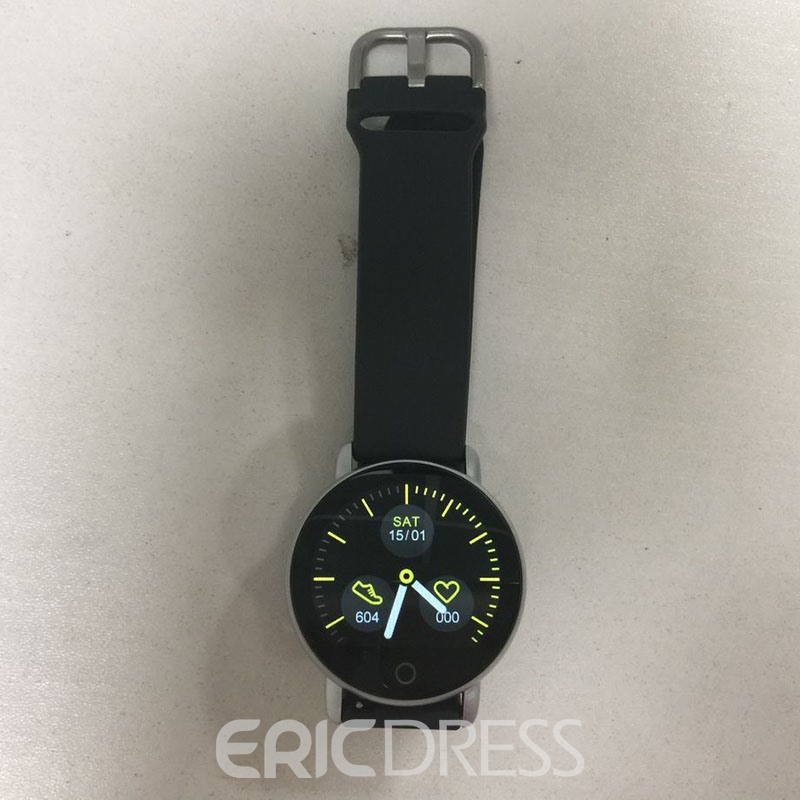 Ericdress Fashion High-Tech Round Smartwatch
