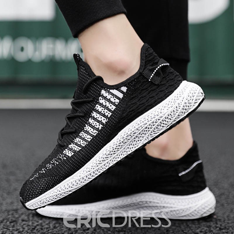 Ericdress Mesh Low-Cut Upper Men's Running Shoes
