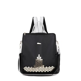 Ericdress Rivet Oxford Paillette Backpack